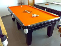 T1 Billiard Tables