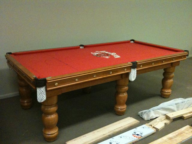 T5 Billiard Table